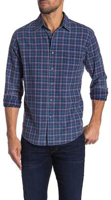Faherty BRAND Ventura Plaid Sport Shirt