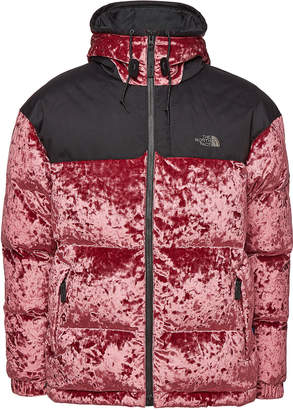 The North Face Black Series Urban Velvet Down Jacket