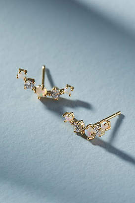 Anthropologie Rhea Climber Earrings