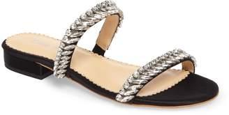Bella Belle Bree Jeweled Evening Sandal