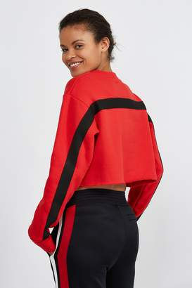 Hudson Wesley Stripe Sweatshirt