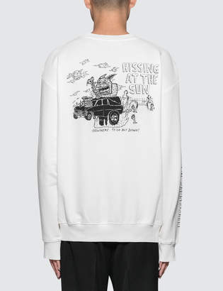 McQ Oversized Sweatshirt
