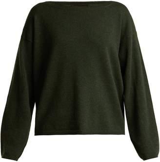 Nili Lotan Grayson boat-neck cashmere sweater