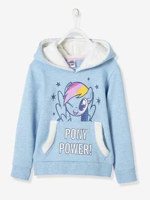 Vertbaudet Girls' My Little Pony Sweatshirt with Glitter