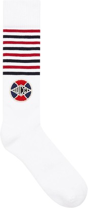 Gucci Socks with Game baseball patch
