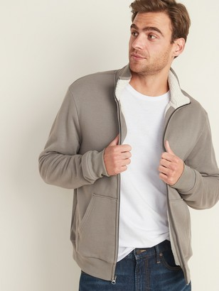 Old Navy Sherpa-Lined Zip Jacket for Men