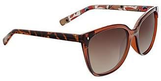 Vera Bradley Women's Norie Polarized Wayfarer Sunglasses