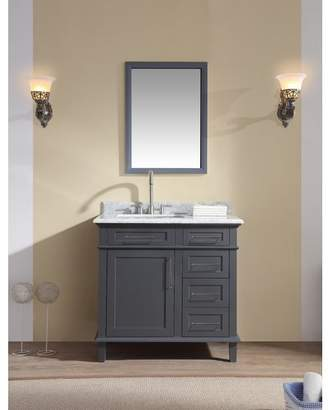 "Birch Lane 36"" Single Bathroom Vanity Set Base"