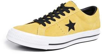 Converse Dark Star Vintage Suede Oxford Sneakers