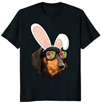 Dachshund Easter Bunny shirt