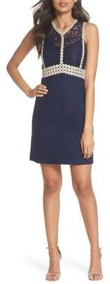Lilly Pulitzer R) Leigh Stretch Sheath Dress