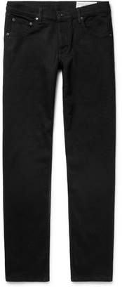 Rag & Bone Fit 2 Slim-Fit Stretch-Denim Jeans - Black