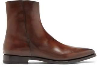 Berluti - Eclair Classic Chelsea Boots - Mens - Brown