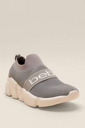 Bebe Aindrea Slip On Sneaker - Gray