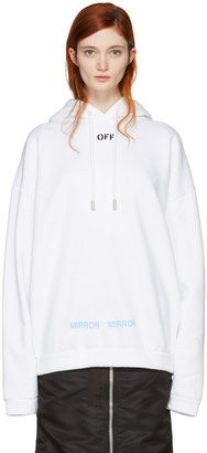 Off-White White Care 'Off' Hoodie $575 thestylecure.com