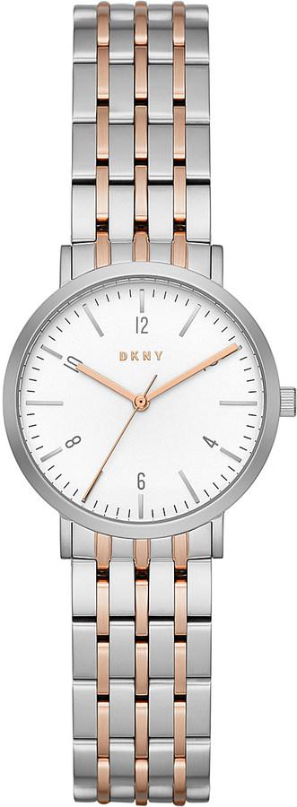 DKNYDKNY NY2512 Minetta stainless steel watch
