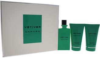 Carven Men's 3Pc Vetiver Gift Set
