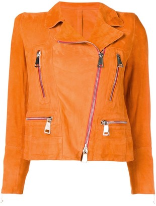 Sylvie Schimmel Metro leather jacket
