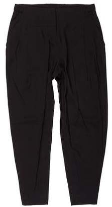 Halston High-Rise Skinny Pants