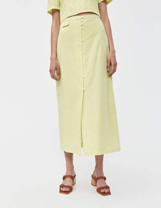 Paloma Wool Lalonde Skirt in Light Green