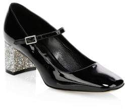 Kate Spade Kornelia Patent Leather Mary Jane Pumps