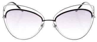Marc Jacobs Cat-Eye Gradient Sunglasses w/ Tags
