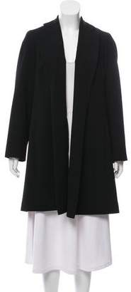 Lafayette 148 Structured Knee-Length Coat