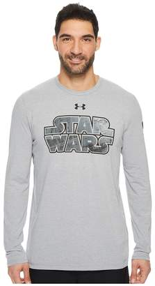 Under Armour Star Wars Branded Long Sleeve Top Men's T Shirt