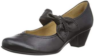 Gabor Women's Henrietta Mary Jane, (Black Leather), 9.5 UK
