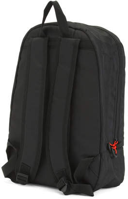Diagonal Zip Tonal Backpack