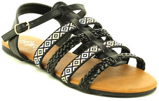 Refresh Kimmy Cage Sandal $35.99 thestylecure.com