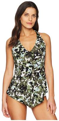 Magicsuit G.I. Jane Taylor Top Women's Swimwear