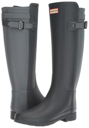 Hunter - W Original Tall BT Refin Women's Rain Boots $195 thestylecure.com