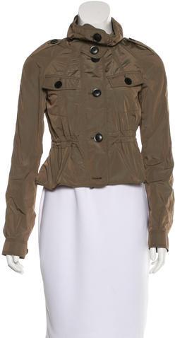 Burberry Burberry Rain Parka Jacket