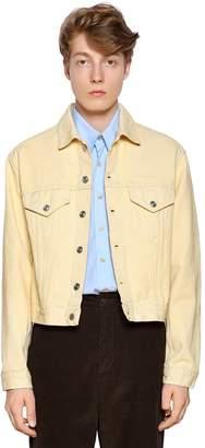 Our Legacy Cotton Denim Jacket