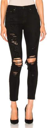 Amiri Thrasher Skinny in Black | FWRD