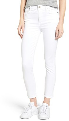 Women's Citizens Of Humanity Rocket High Waist Crop Skinny Jeans $188 thestylecure.com