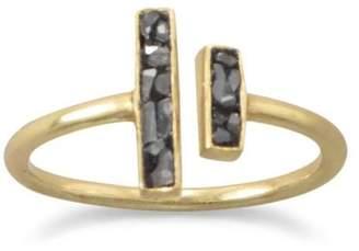 Wild Lilies Jewelry Diamond Chip Ring