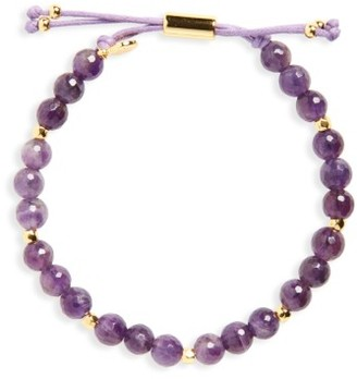 Women's Gorjana Power Semiprecious Stone Beaded Bracelet $58 thestylecure.com