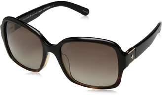 4eb50c83322 Kate Spade new york Women s Annora p s Polarized Aviator Sunglasses