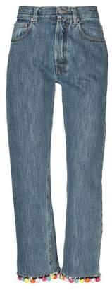 Couture FORTE DEI MARMI Denim trousers