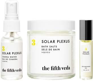 Veda The Fifth Solar Plexus Chakra Gift Set (Set of 3)