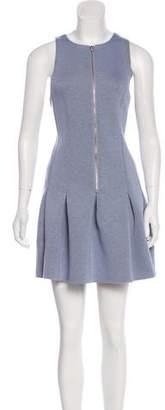 Alexander Wang Pleated Mini Dress
