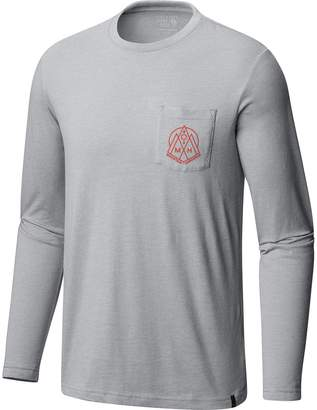 Mountain Hardwear 3 Peaks Long-Sleeve Pocket T-Shirt - Men's