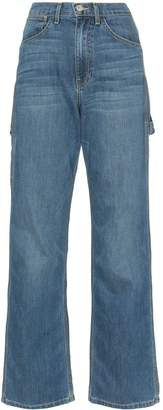Eve Denim Carolyn loose-fit jeans