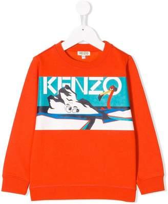 Kenzo Frozen sweatshirt