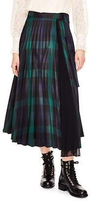 Sandro Sunshine Skirt