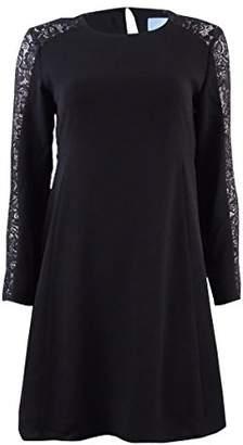 Cynthia Steffe CeCe by Women's Long Sleeve Lace Dress