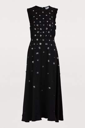 RED Valentino Sleeveless maxi dress
