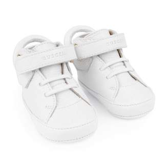 Buscemi BuscemiBaby White Leather 100MM Shoes